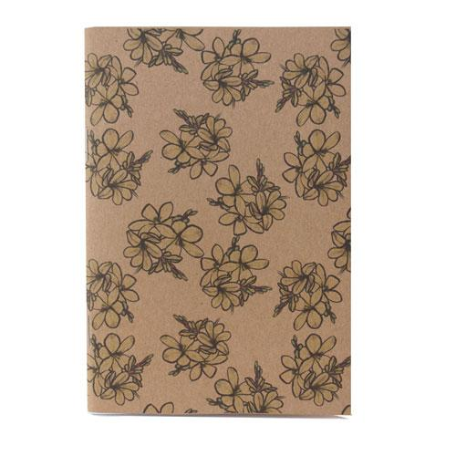 Yellow Freesias Notebook
