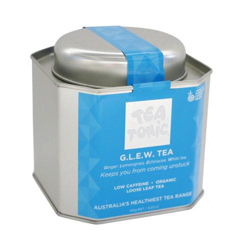 GLEW Loose Leaf Tea Caddy