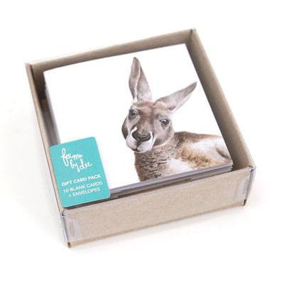 Australian Made Gifts & Souvenirs with the Australiana Gift Card Box Set -by For Me By Dee. For the best Australian online shopping for a Greeting Cards - 1