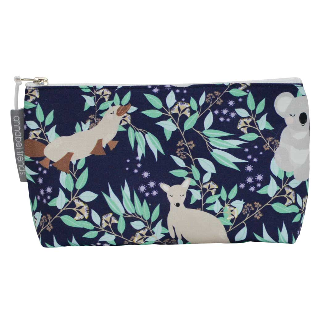 Souvenirs from Australia Koala Cosmetic Bag Aussie Animals