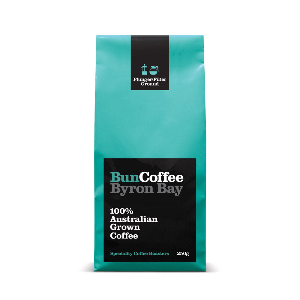 Gifts for Coffee Lovers Australian Grown Filter BunCoffee 250g