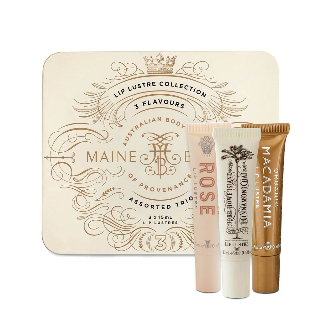 Mothers Day Day Gift Sets - Lip Balm Maine Beach