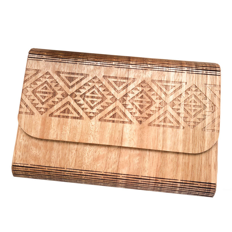 Timber Clutch Australian Gifts for Women