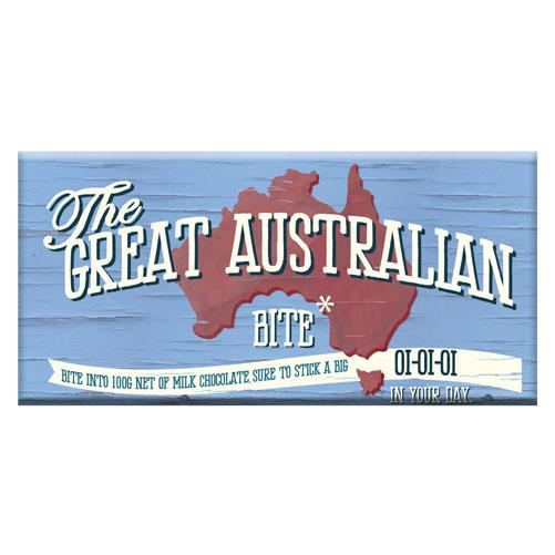 Great Australian Bite Milk Chocolate