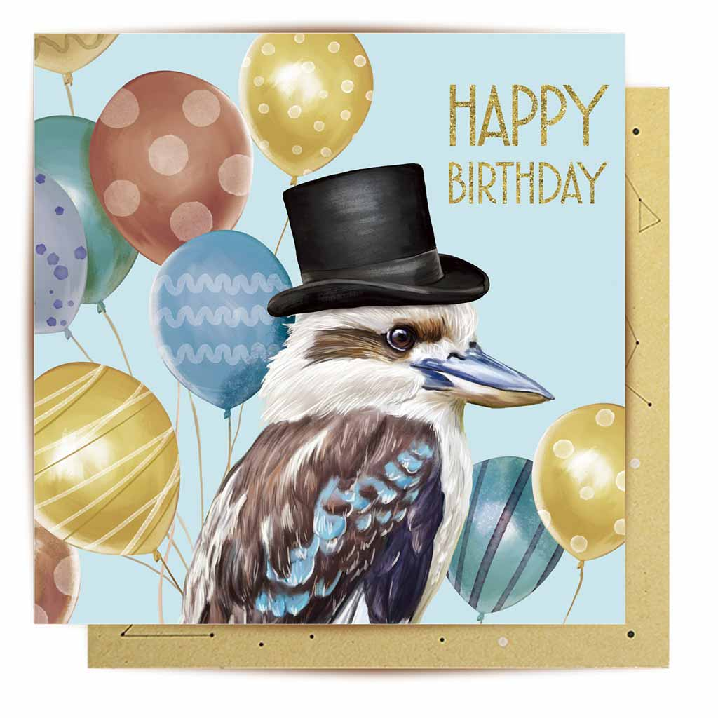Happy-Birthday-Kookaburra-Australiana-Card-for-Men