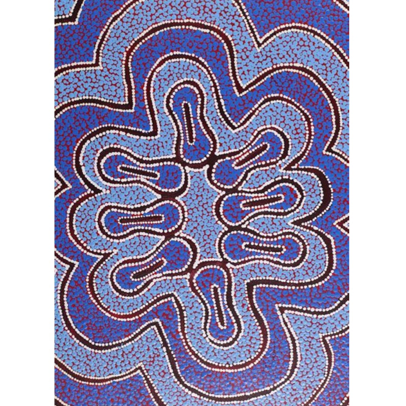 Buy Aboriginal art in Sydney at Bits of Australia from Warlukurlangu artists