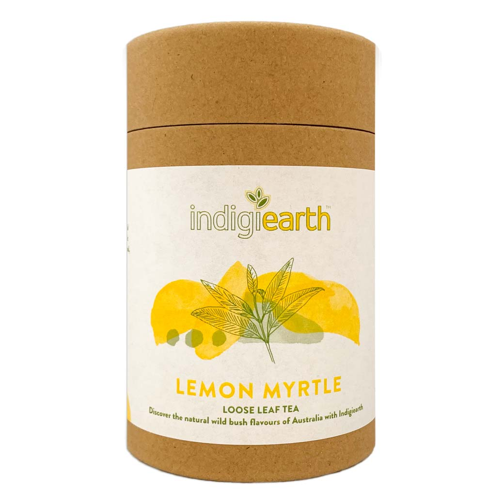 Indigiearth Lemon Myrtle Australian Made Tea