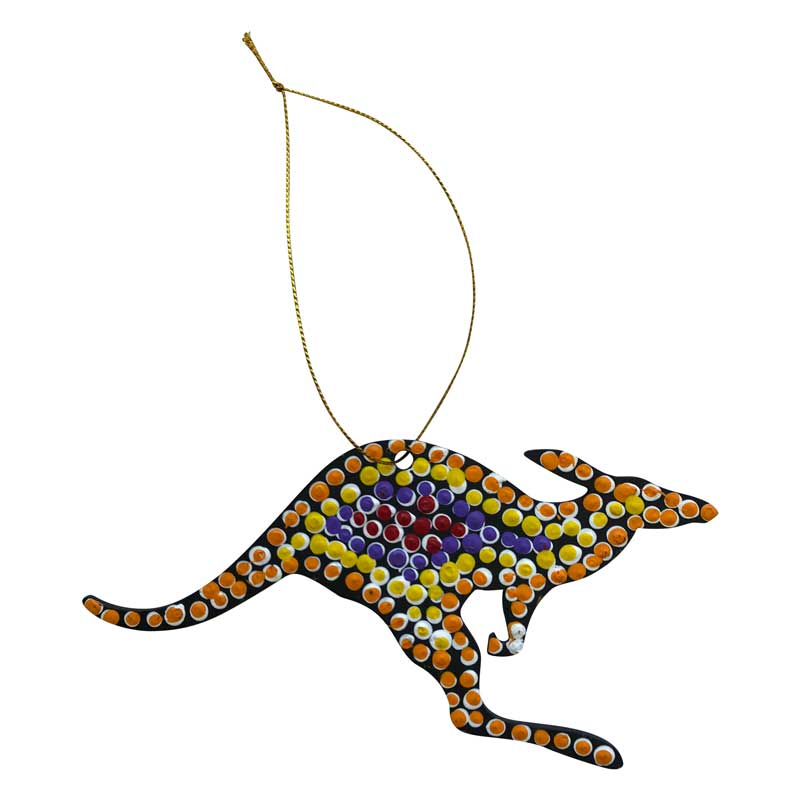 Aboriginal Art Christmas Decorations
