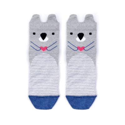 Ladies Koala Heart Socks