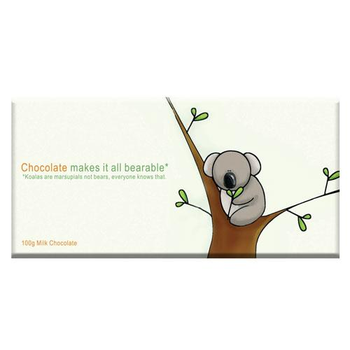 Koala Bearable Milk Chocolate