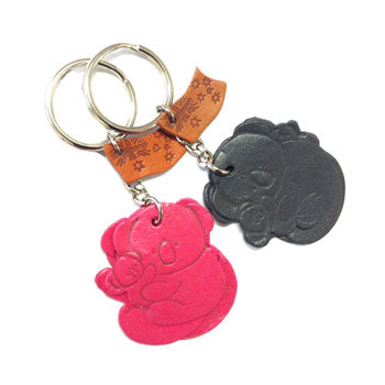Colourful Triple Koala Keyring