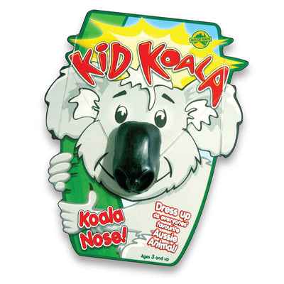 Australian Souvenirs for Kids, Koala Nose -by Odd Ball.
