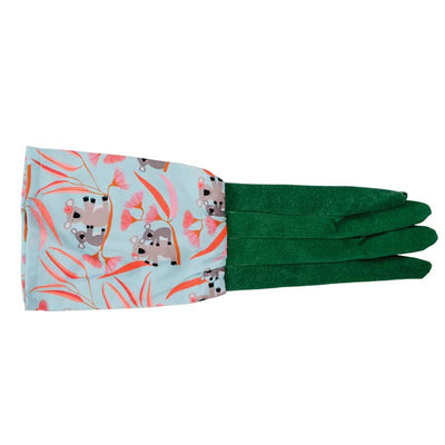 Long Sleeve Garden Gloves - Koalas