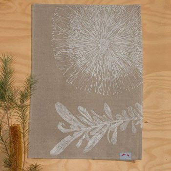 Banksia Tea Towel