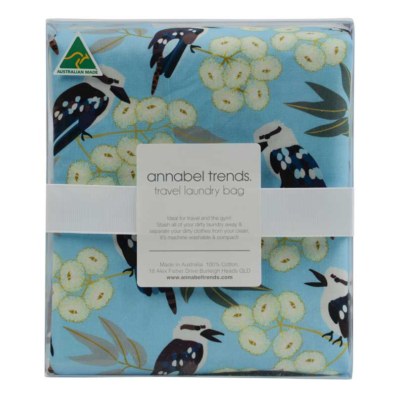 Kookaburra Gifts - Travel Laundry Bag
