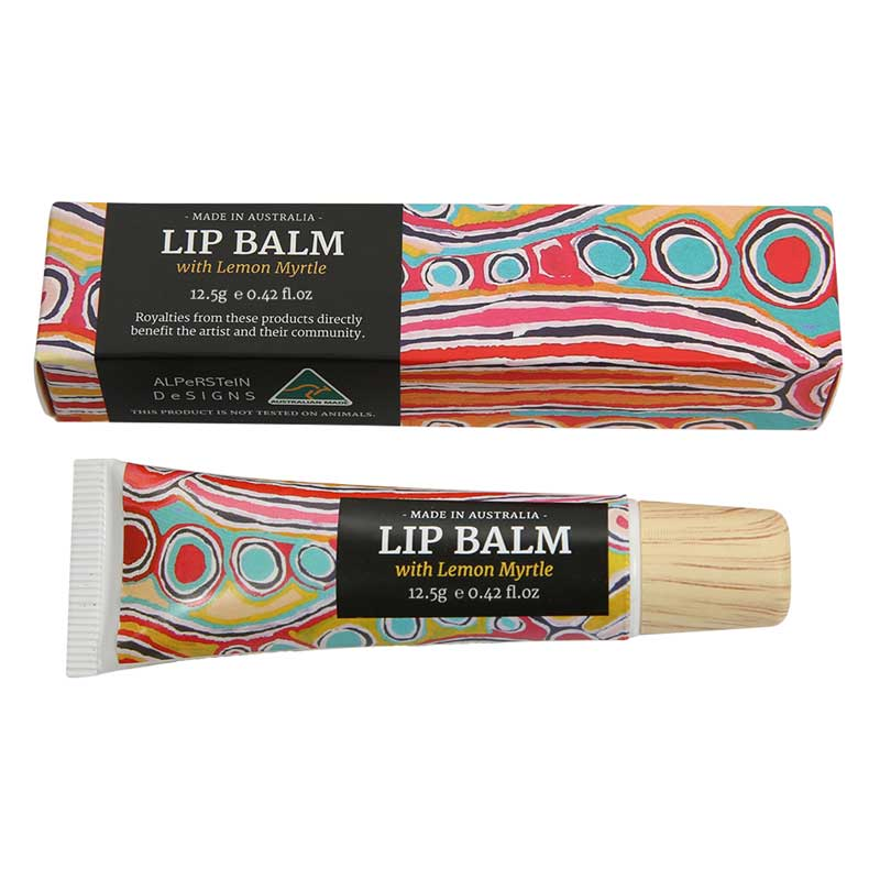 Aboriginal Gifts Made in Australia - Lip Balms