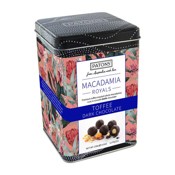 Macadamia Royals Dark Gift Tin