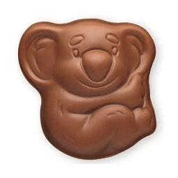 Koala Gift Tin with Milk Chocolate Koalas