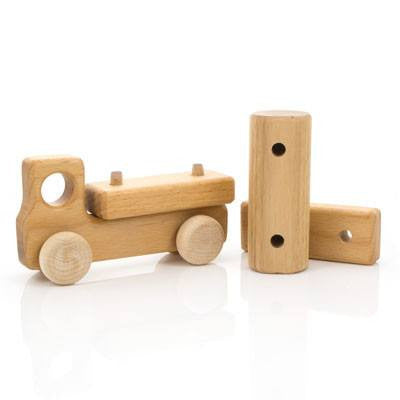 Australian Made Gifts & Souvenirs with the Wooden Truck -by Milton Ashby. For the best Australian online shopping for a Wooden Toys - 1