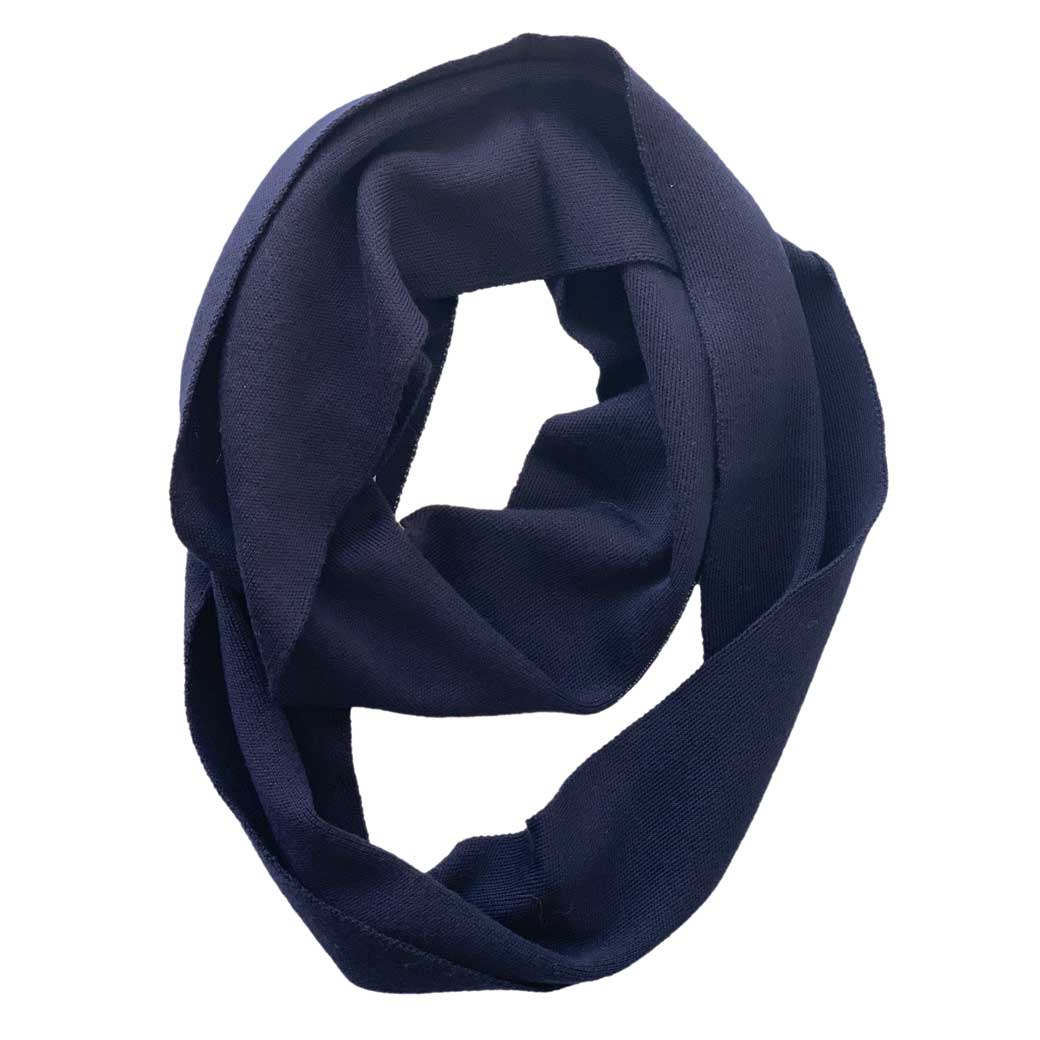Gifts for Men Australia Navy Merino Wool Scarf