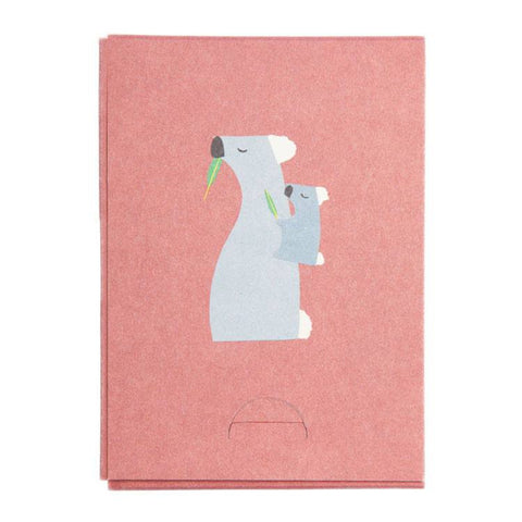 Koala Pocket Note Pad
