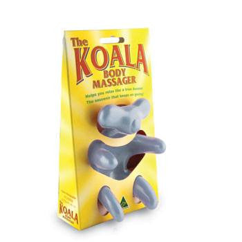 Australian Made Gifts & Souvenirs with the Koala Body Massager -by Odd Ball. For the best Australian online shopping for a Accessories - 3