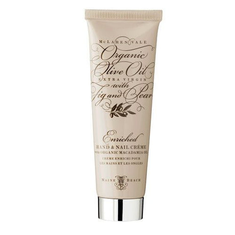 Organic Olive Oil, Fig & Pear Mini Hand & Nail Cream