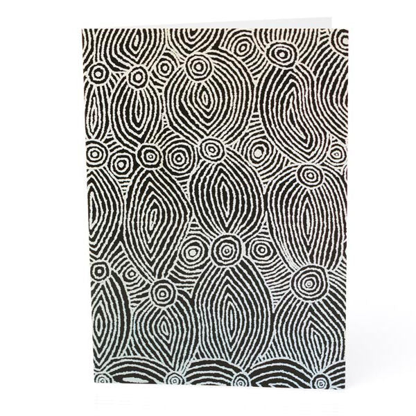 Aboriginal Art Card - Artist Pauline Gallagher
