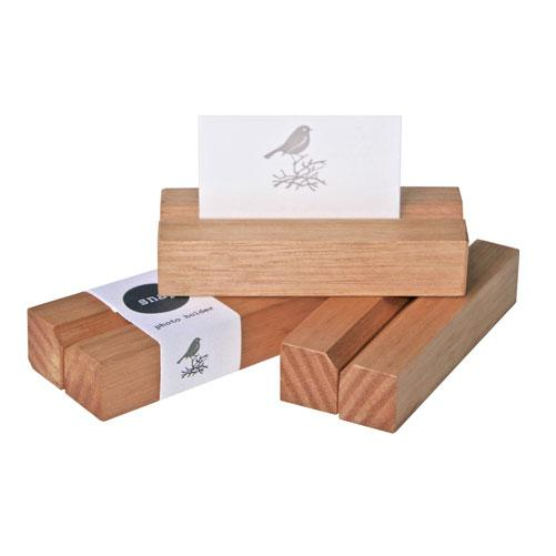 Oak Snap Photo Holder