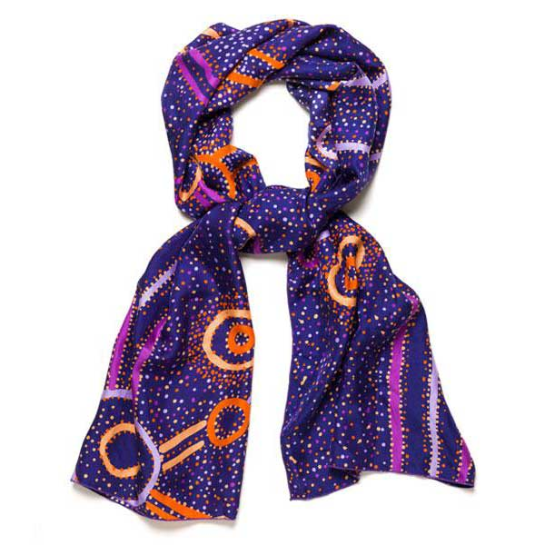 Silk scarves online Australia by Alperstein Designs