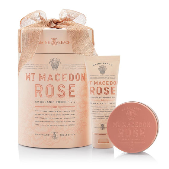 Mt Macedon Rose Skincare Gift Pack