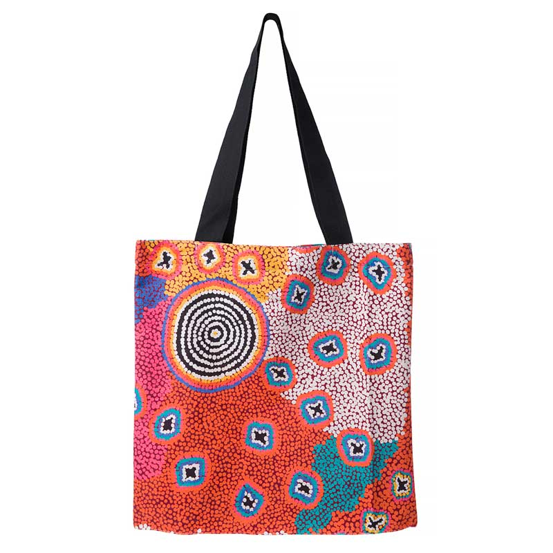 Australian Souvenirs Under $50 - Made in Australia Aboriginal Tote Bag
