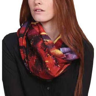 Limited Edition Alma Granites Silk Scarf