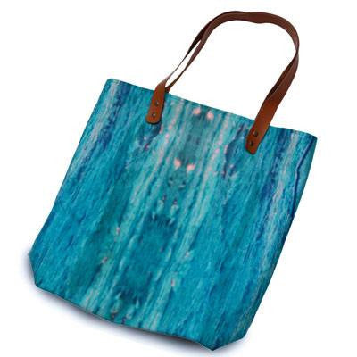 Australian Made Gifts & Souvenirs with the Large Summer Seas Tote Bag -by Lekkel & Co. For the best Australian online shopping for a Bags - 2