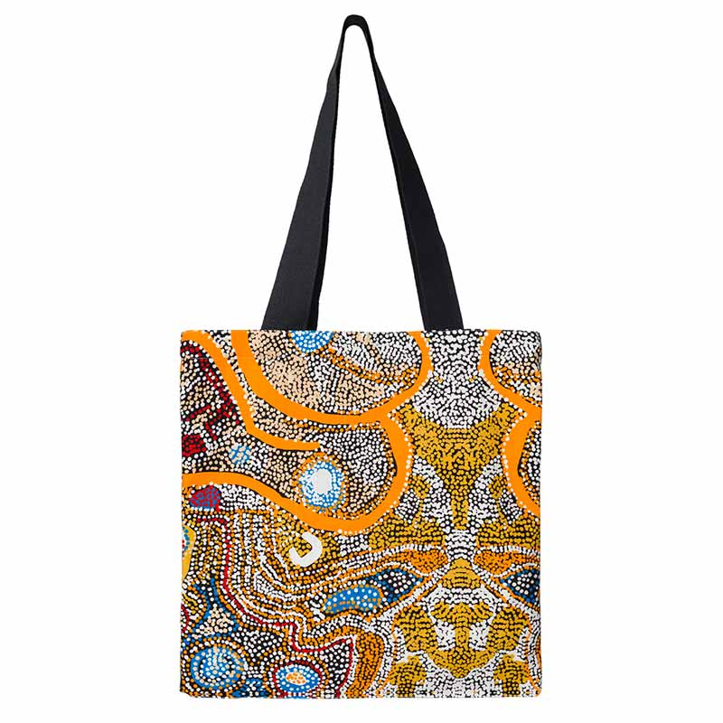 Ethical Gift Giving Australia - Alperstein Designs Australian Made Shopping Bags
