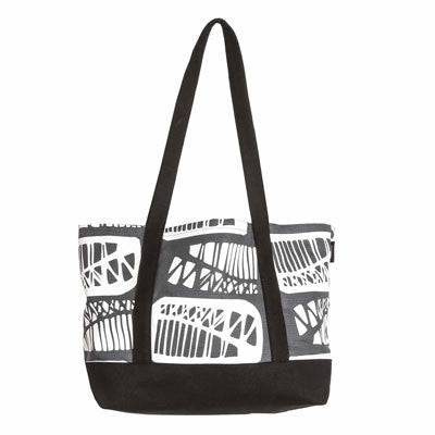 Australian Made Gifts & Souvenirs with the Bridge Tote -by Sydney Textile Co. For the best Australian online shopping for a Bags - 1