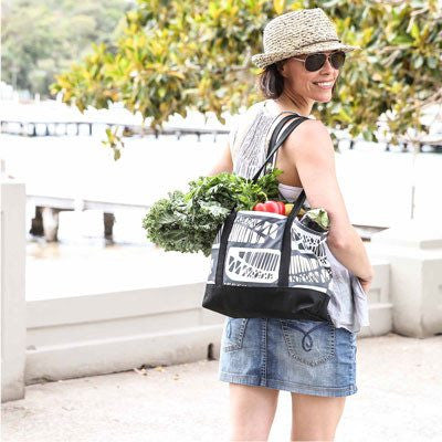 Australian Made Gifts & Souvenirs with the Bridge Tote -by Sydney Textile Co. For the best Australian online shopping for a Bags - 2