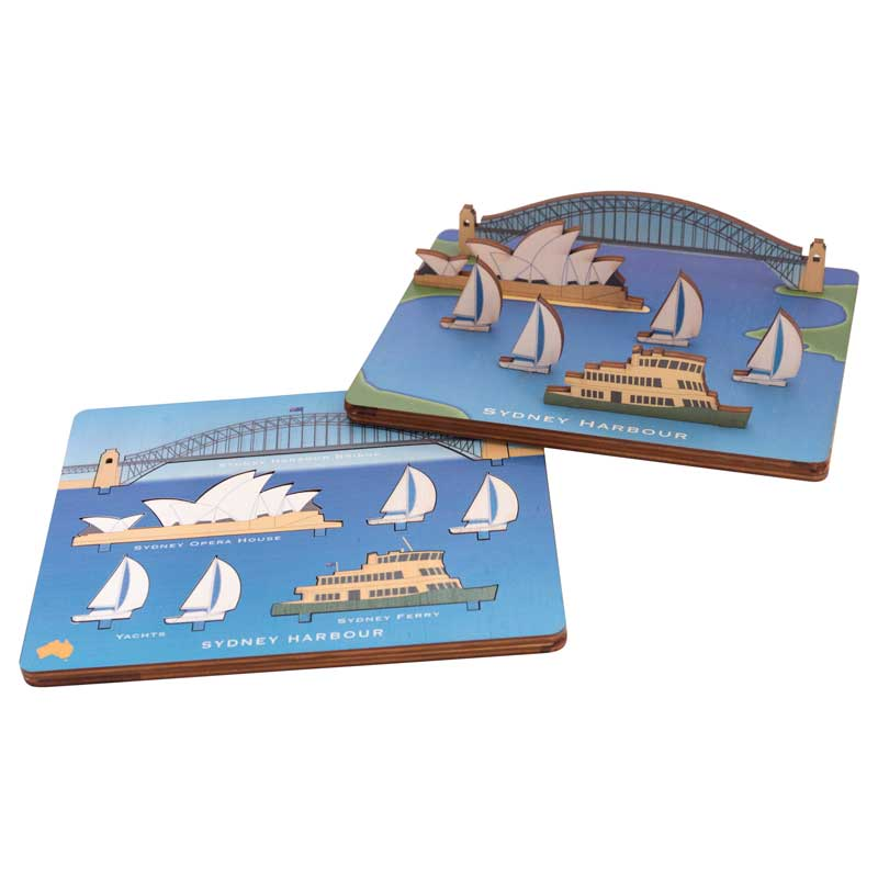 Sydney Harbour Wooden Souvenirs buy Online or in Store