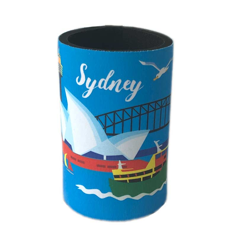 Sydney Souvenir Can Cooler