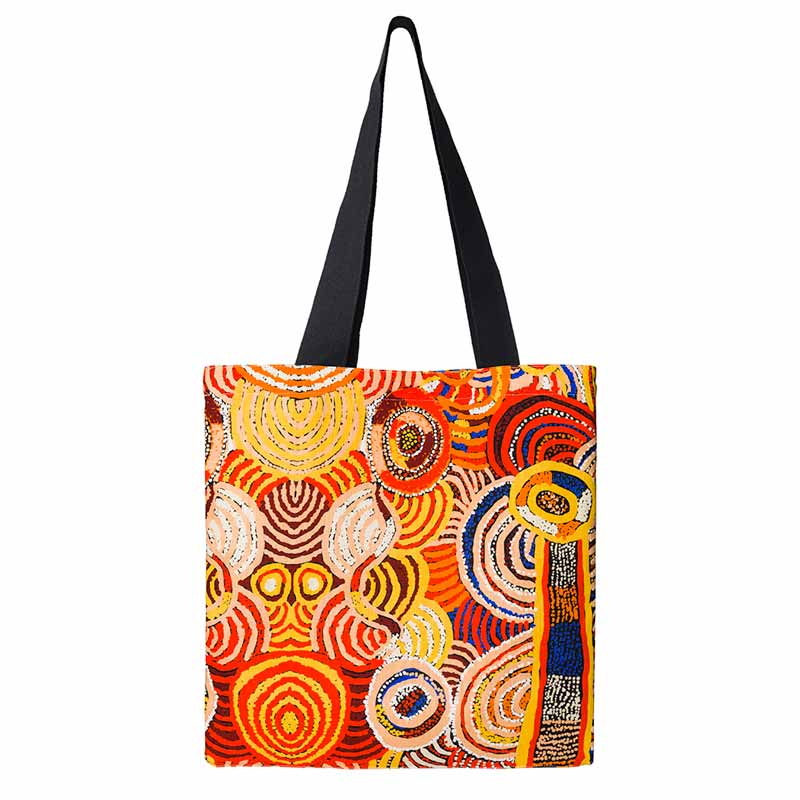 Papulankutja Artists Gifts Made in Australia Tote Bag