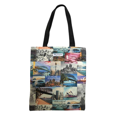 Sydney Souvenir Reusable Shopping Bags