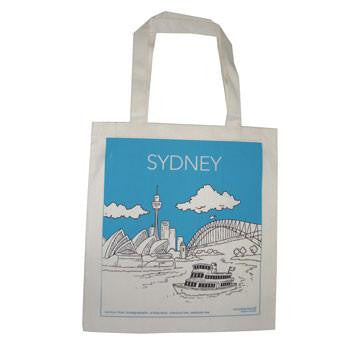 Sydney Cotton Shopping Bags