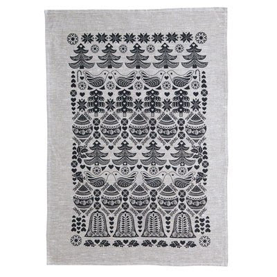 Australian Made Gifts & Souvenirs with the Christmas Tea Towel -by Bits of Australia. For the best Australian online shopping for a Homewares