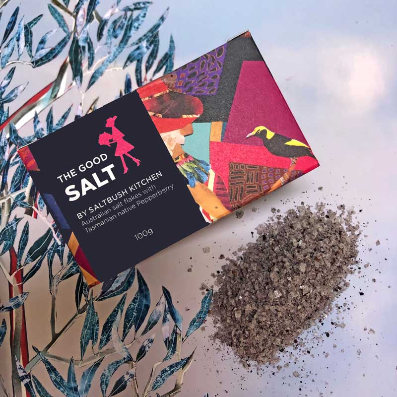 The Good Salt Australian Made Christmas Food Gifts