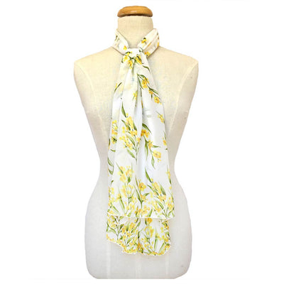 Golden Wattle Gifts - Australian Made Scarf
