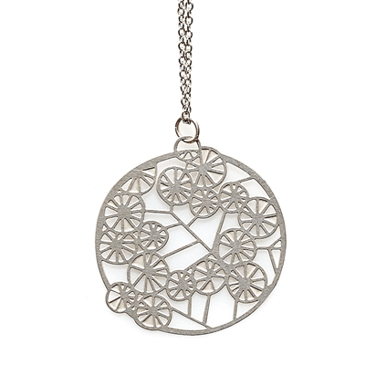 Small Wattle Pendant