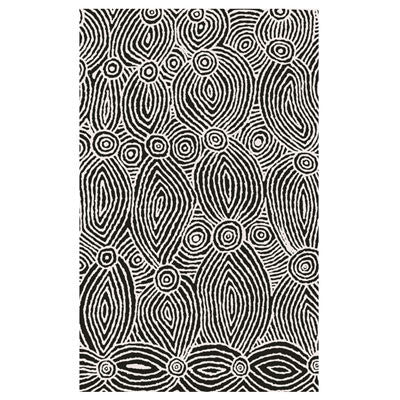 Australian Made Gifts & Souvenirs with the Aboriginal Art Merino Wool Throw -by Alperstein Designs. For the best Australian online shopping for a Throws - 2