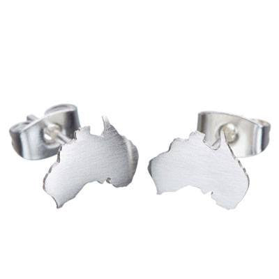 Australia Sterling Silver Earrings