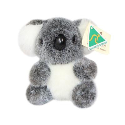 Australian Made Gifts & Souvenirs with the Koala Soft Toy -by Ocean Yeun. For the best Australian online shopping for a Soft Toys