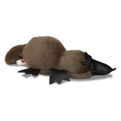Australian Made Gifts & Souvenirs with the Large Platypus Soft Toy -by Ocean Yeun. For the best Australian online shopping for a Soft Toys - 1